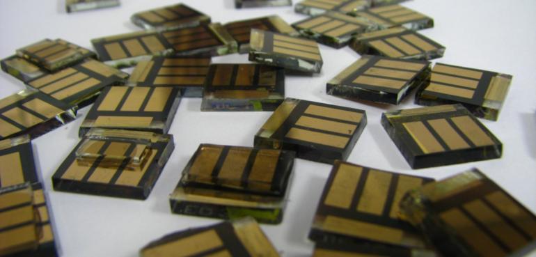 Green Design - Tin Solar Cell