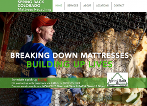 Denver Mattress Recycling