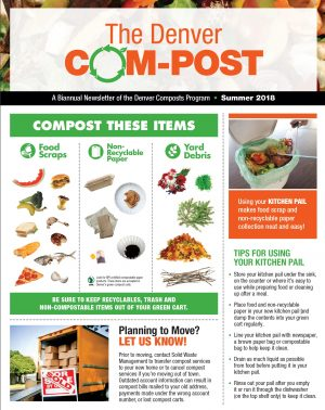 Denver Compost Program