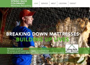 Denver Mattress Recycling